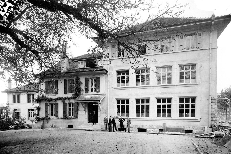EHLfamily: 1926, an association for EHL's alumni