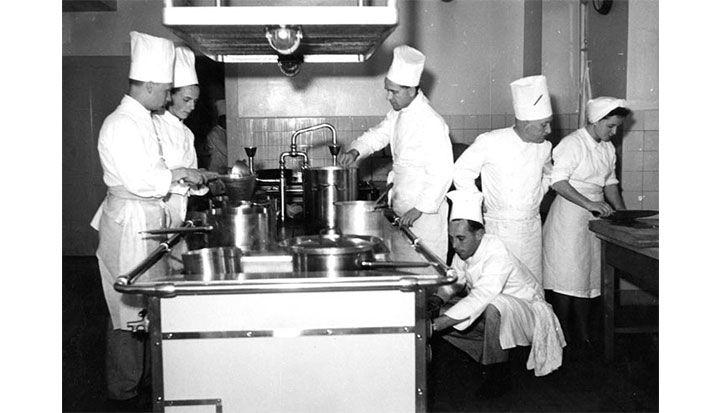 EHLfamily: 1943, EHL alumni save school from bankruptcy