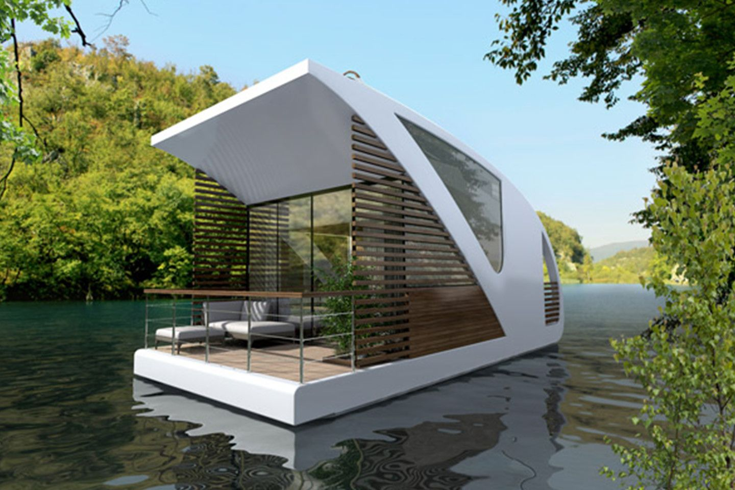 Are floating hotels the next big trend in the hospitality industry?